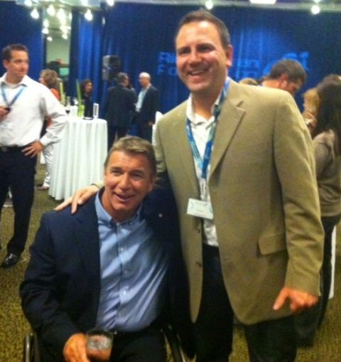 Penske Associates Participated in 25th Anniversary of the Rick Hansen Man In Motion Relay in Canada