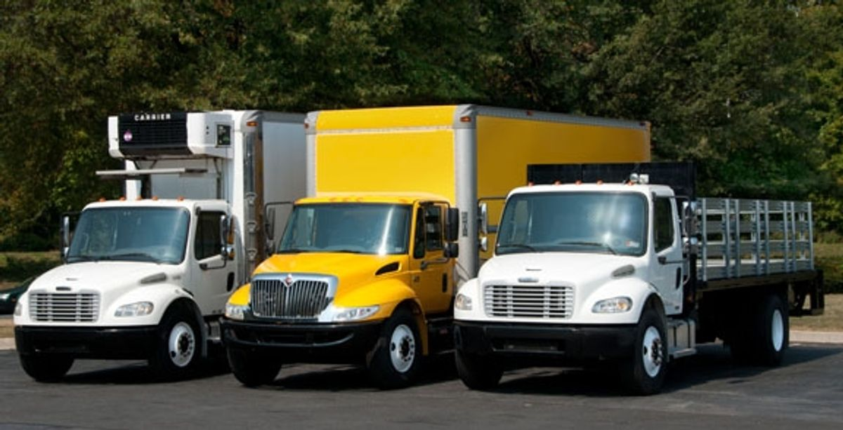 Great Penske Used Truck Sales Available Today