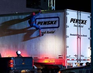 "Penske Truck Rental Appears in ""The Amazing Spider-Man"""