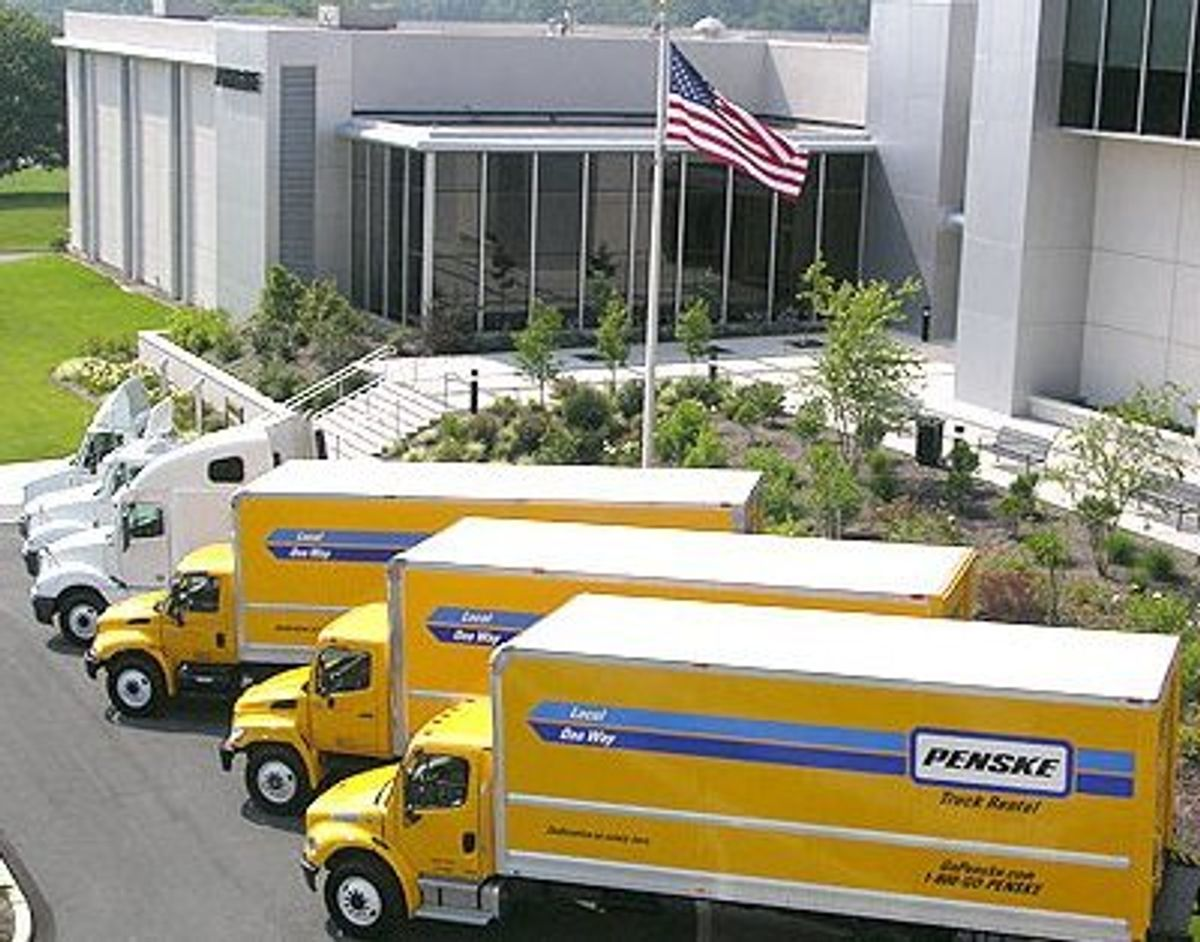 Penske Truck Leasing Issues $1.1 Billion in Senior Notes