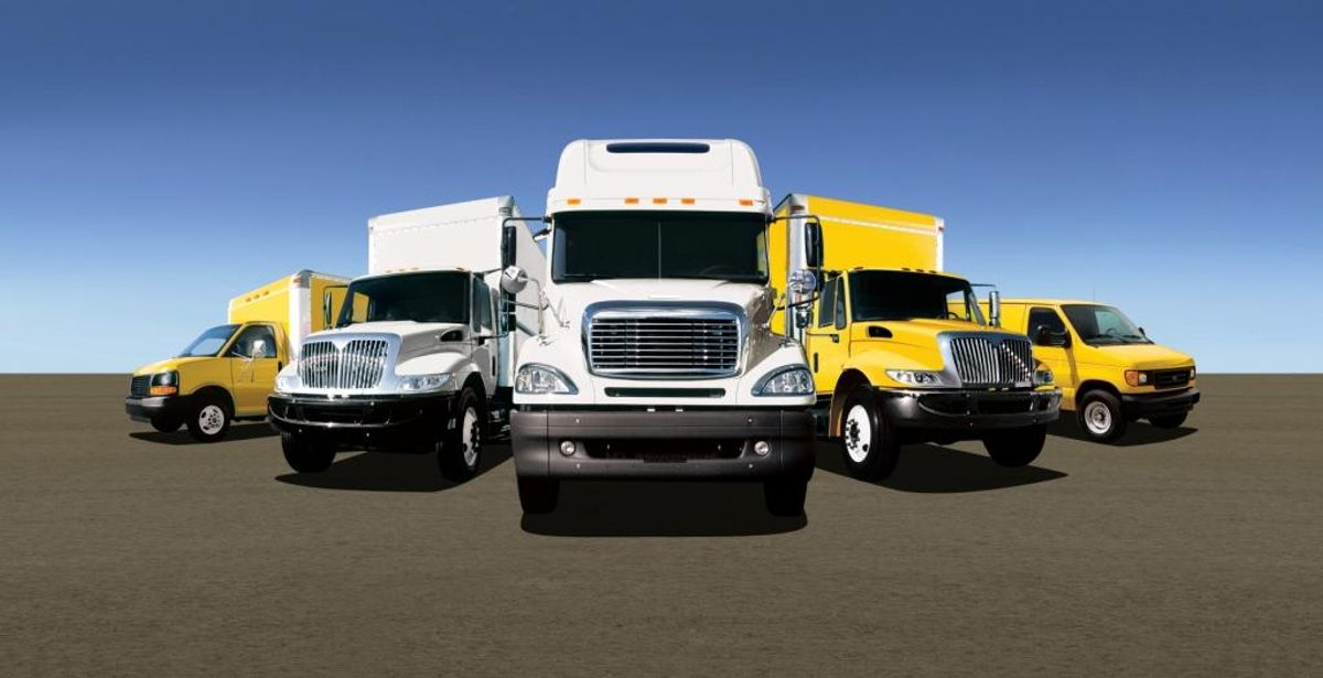 Penske Opens Used Commercial Truck Dealerships