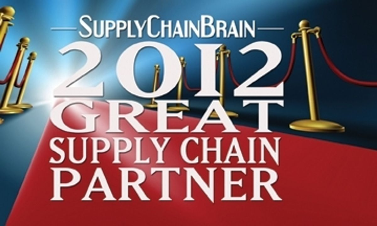 Penske Named Great Supply Chain Partner by SupplyChainBrain