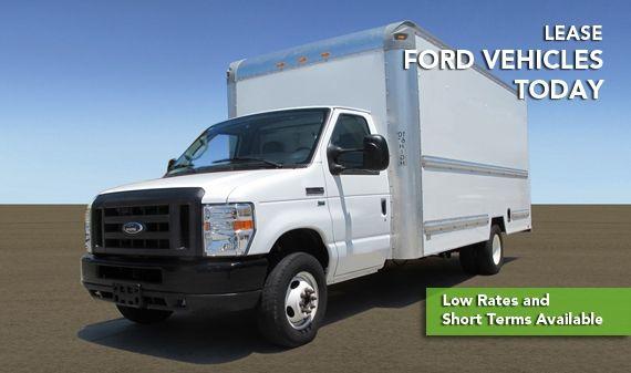 Penske Offers Special Lease Program on Ford Box Trucks