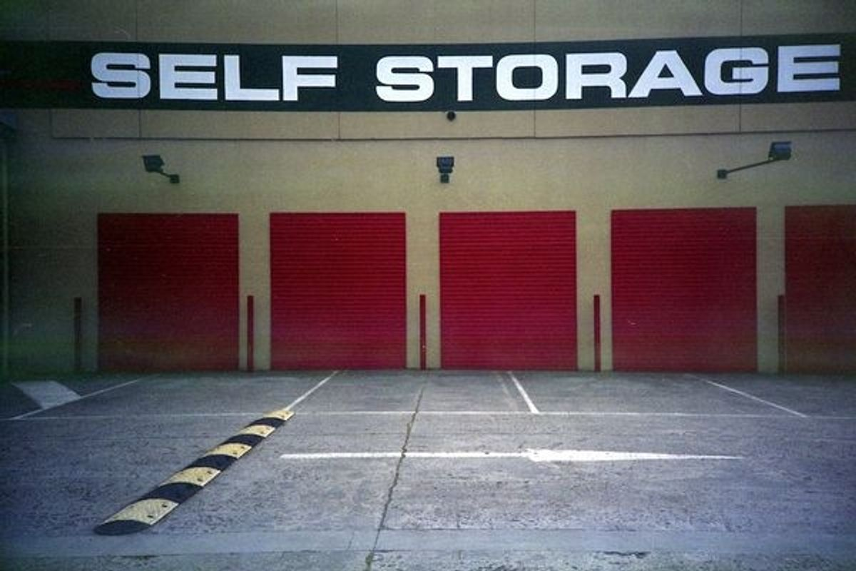 Self-Storage Made Easy