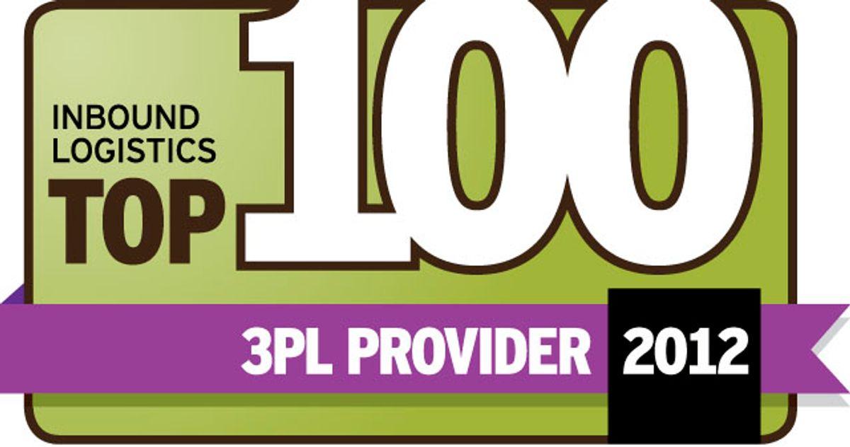 Penske Logistics Named a Top 100 3PL Provider