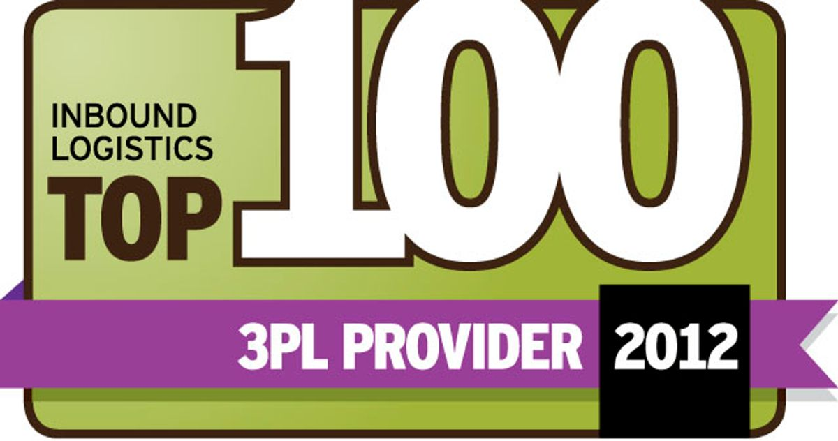 Penske Logistics Named a Top 100 3PL Provider