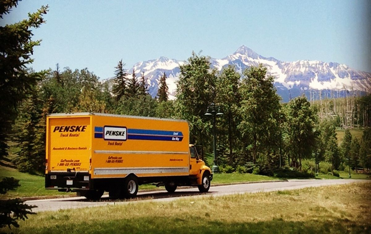 Endless Possibilities with Penske Truck Rental's Free Unlimited Miles