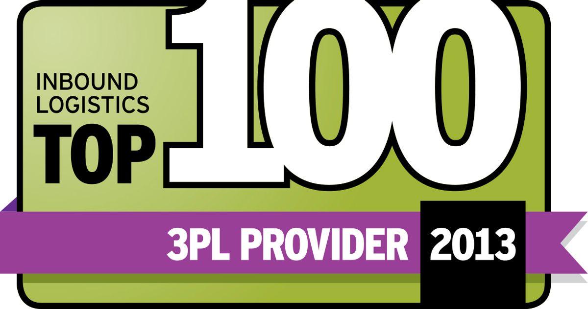 Penske Logistics Named Top 100 3PL Provider by Inbound Logistics