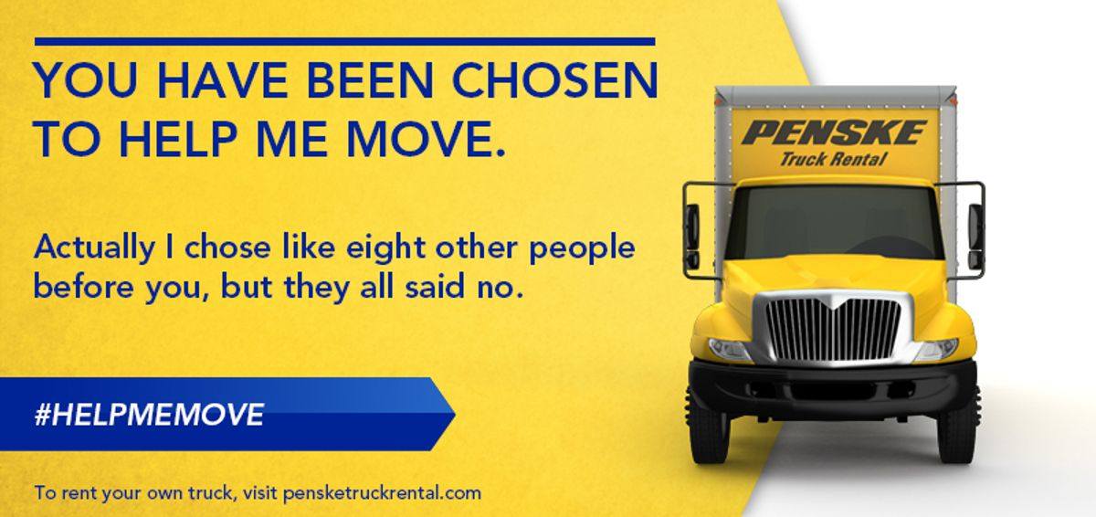 Move Back to College with Penske