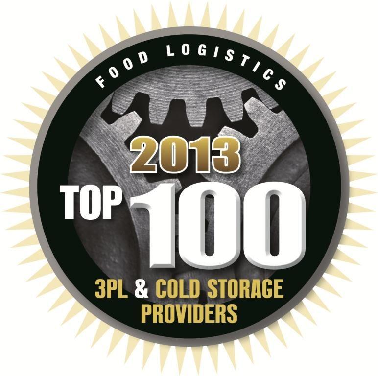 Penske Logistics Honored as Food Logistics Magazine Top 100 3PL