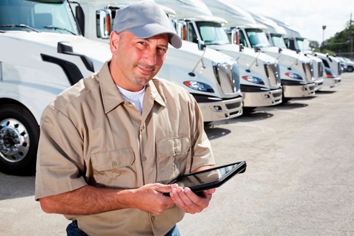 Penske Has the Keys to A Rewarding Career. Become a Truck Driver.