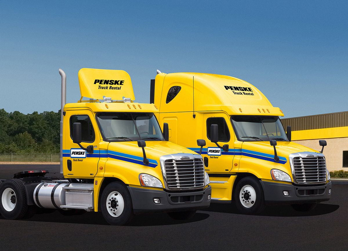 Penske to Exhibit at National Private Truck Council Conference