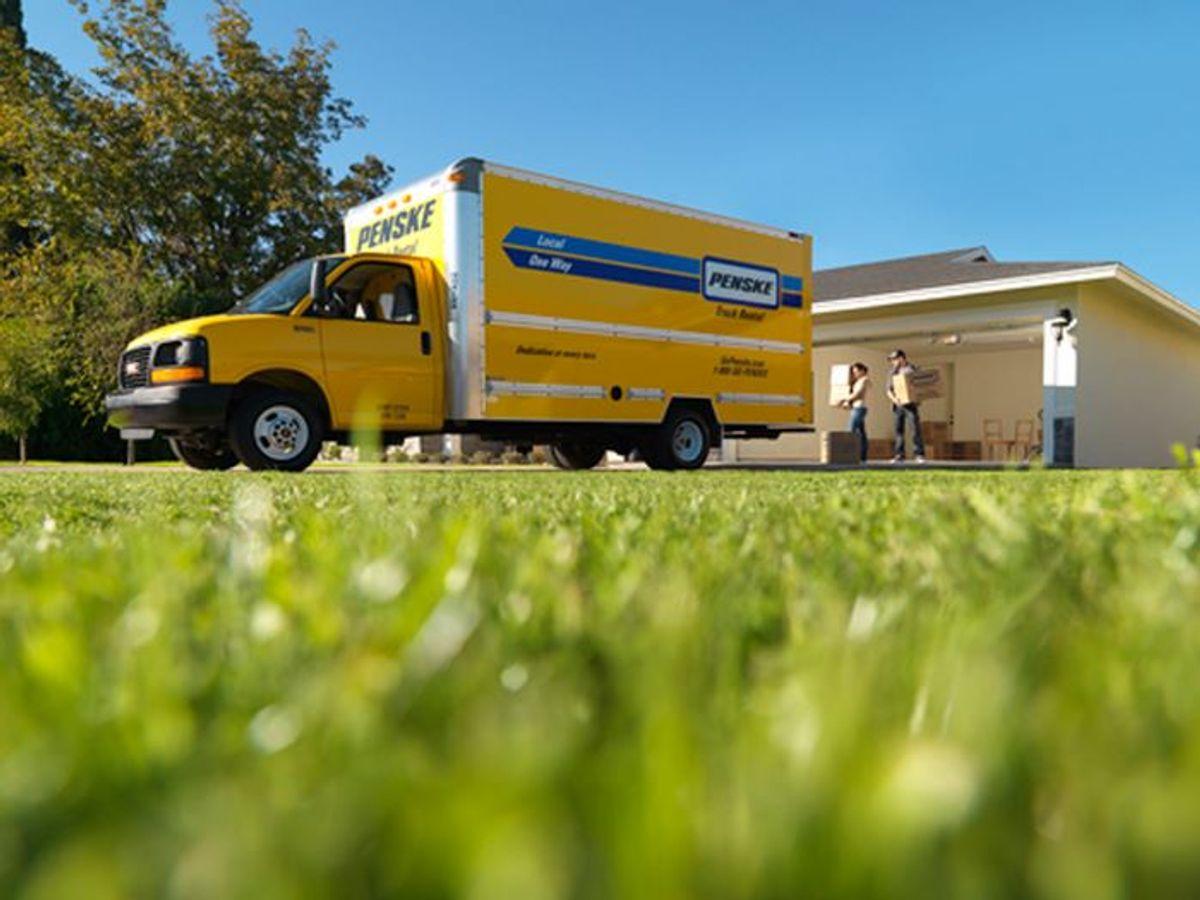 Penske Truck Rental Expands Employee Relocation Service Offerings