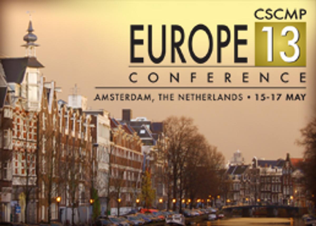 Penske Sponsoring CSCMP Europe Conference