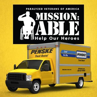 Penske Kicks-Off Paralyzed Veterans of America Fundraising Effort