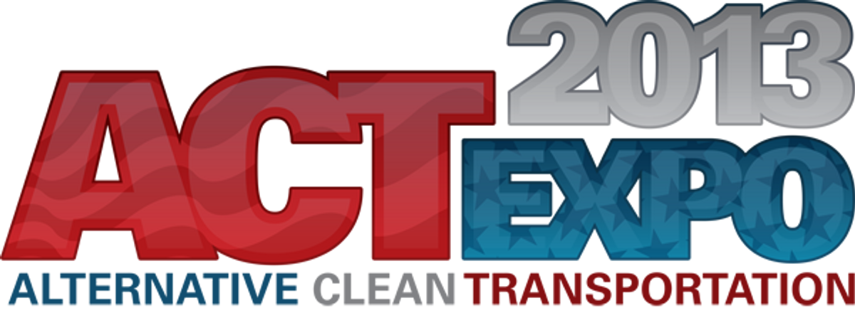 Penske Sponsoring Alternative Clean Transportation Expo
