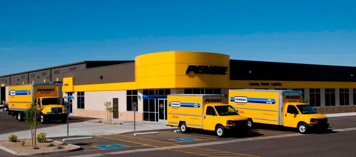 Penske Truck Leasing Ranked on InformationWeek Elite 100