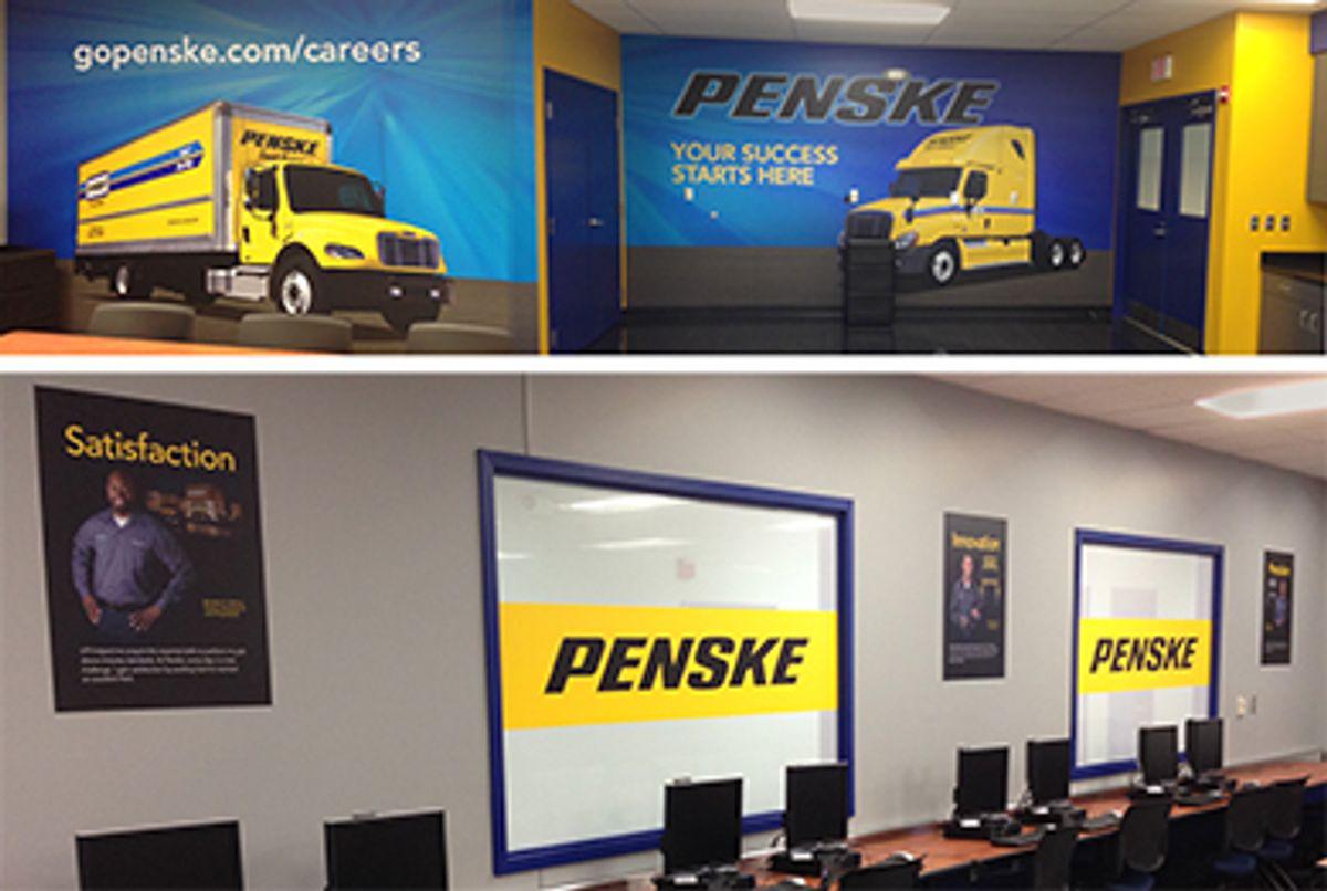 Penske Room Dedicated at Universal Technical Institute Philadelphia