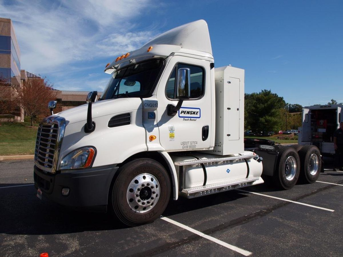 Penske Sustainability Presence Strong at Upcoming ACT Expo