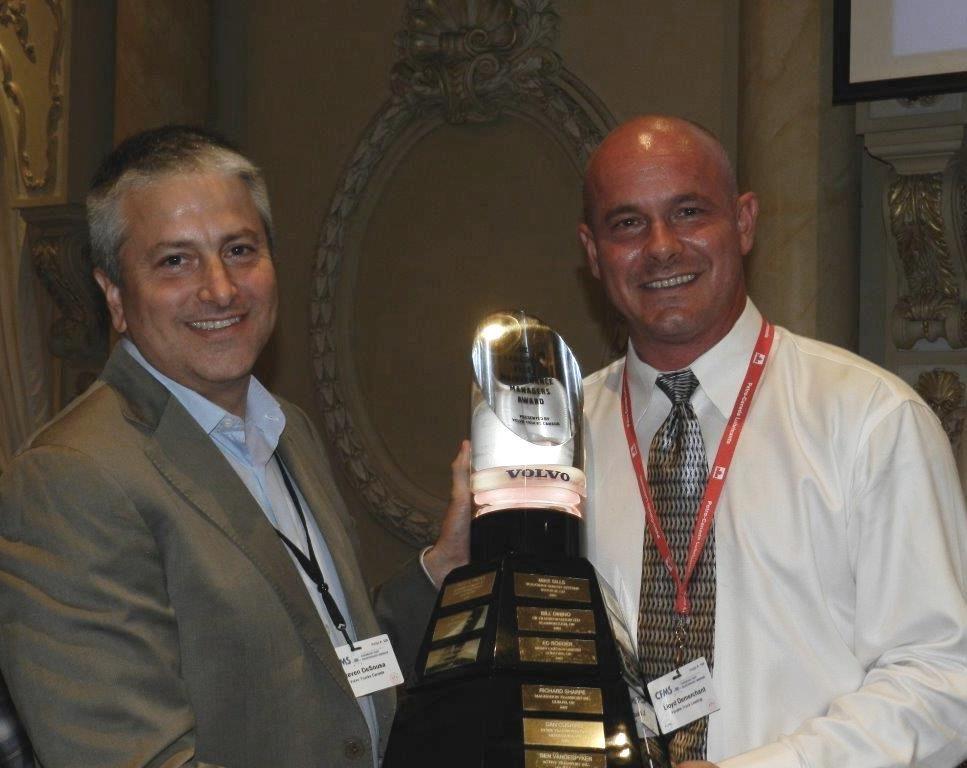 Penske Associate Gets Fleet Maintenance Manager of the Year Award