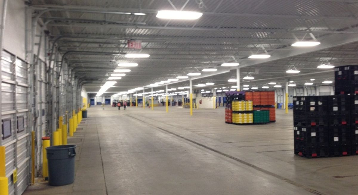 Penske Logistics Operating New Facility in Coldwater, Michigan