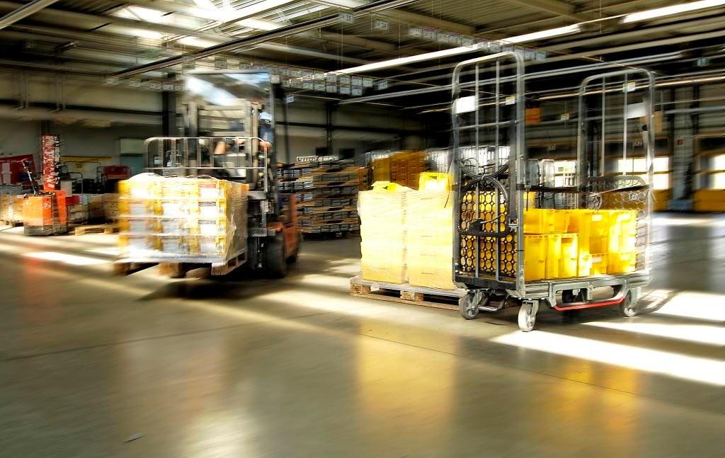Ten Tips to Running a Safer Distribution Center