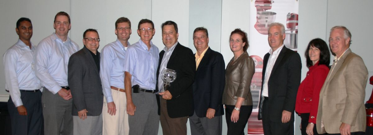 Penske Logistics Wins Warehousing Excellence Award from Whirlpool