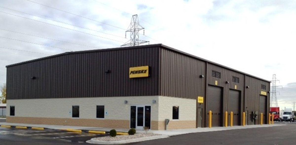 Penske Truck Leasing Opens Neenah, Wisc., Facility