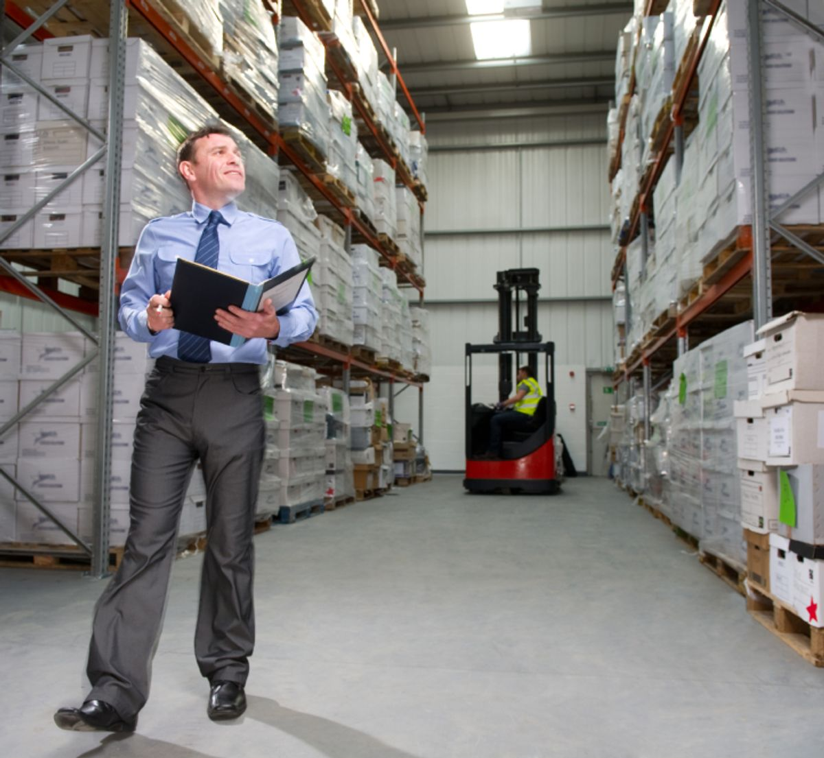 Warehousing: Small Changes Equal Big Paybacks