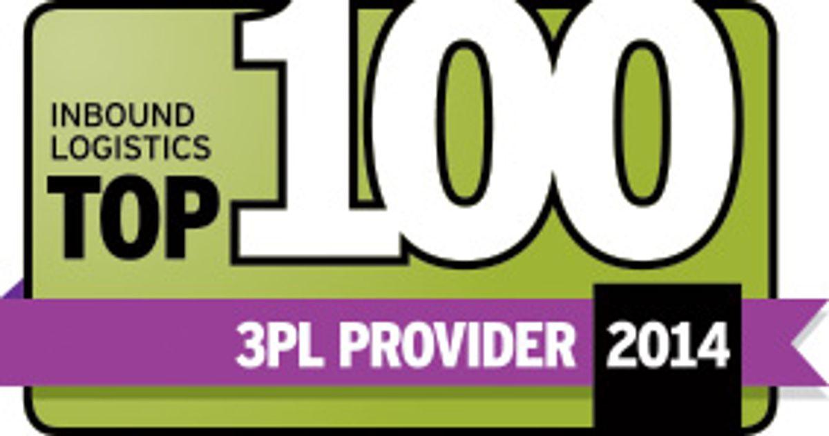 Penske Logistics is a Top 100 Third-Party Logistics Provider