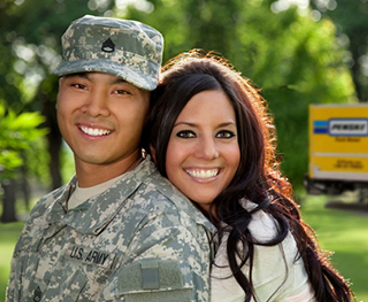 Penske to Participate in Support Military Spouses' Job Fair