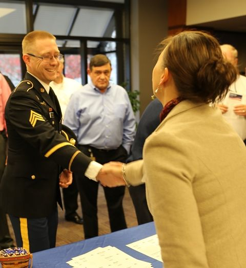 Penske Holds Inaugural Veterans Day Observance