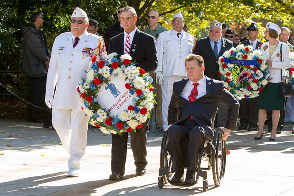 Penske Joins in Solemn Remembrance of Veterans