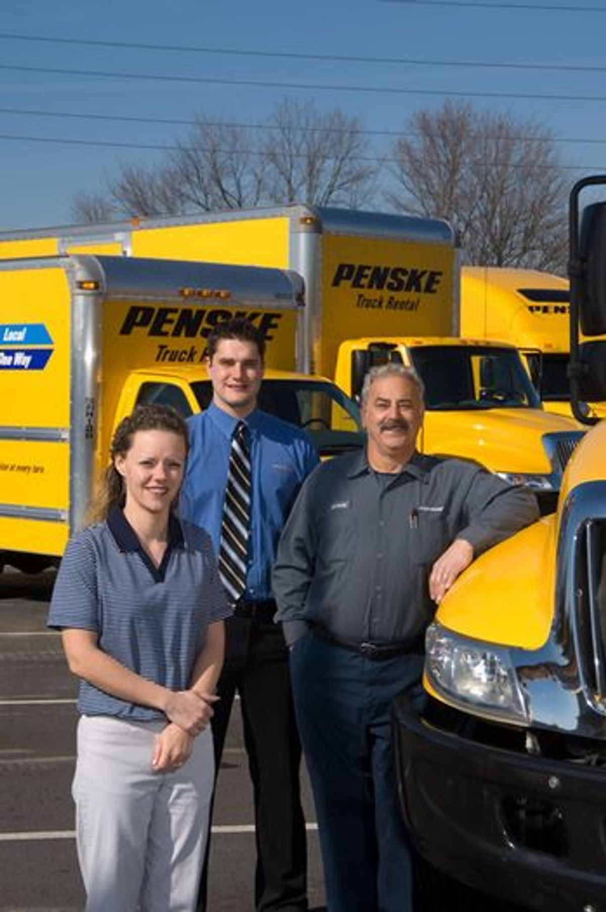Penske Hiring for Positions in Maryland