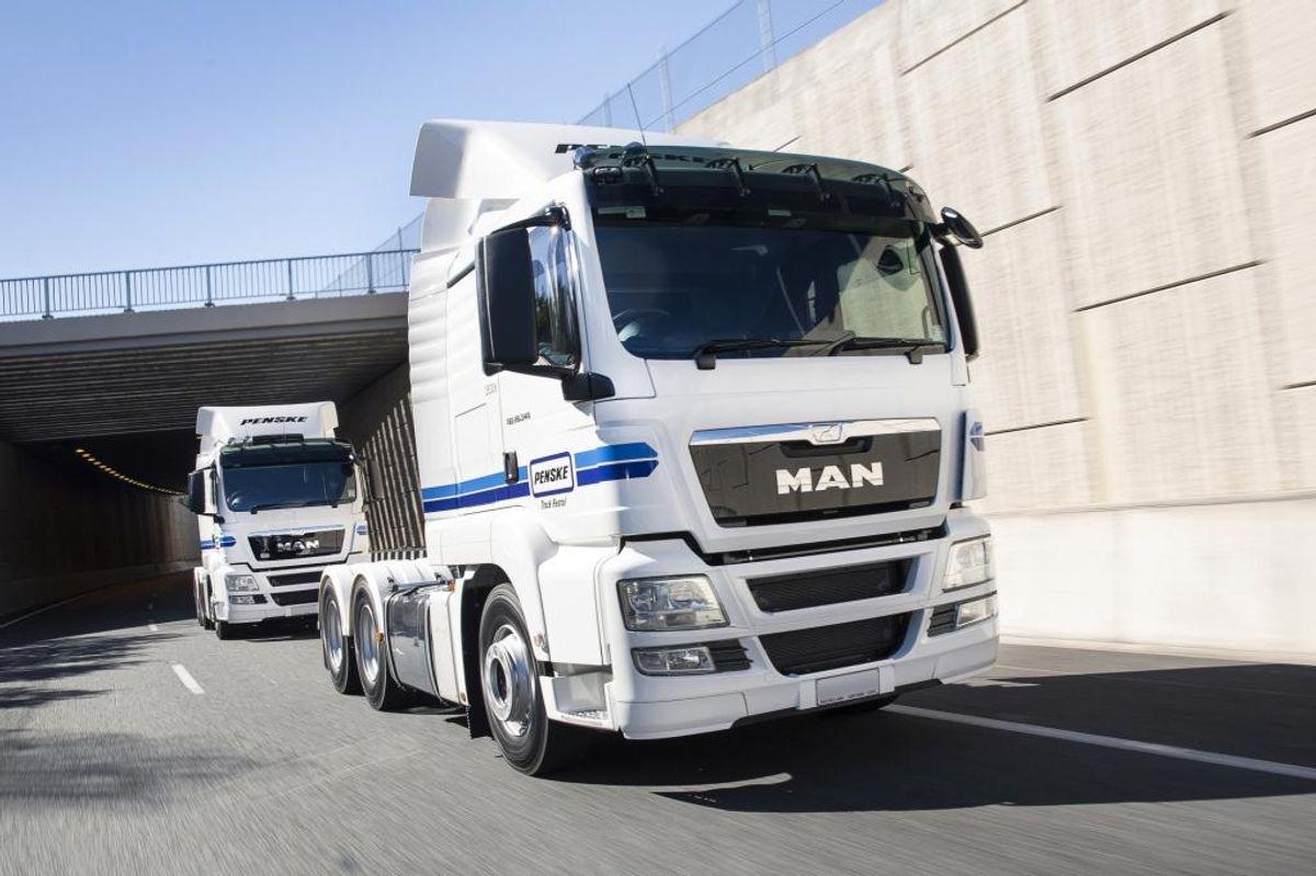 Penske Opens First Truck Rental Location in Australia