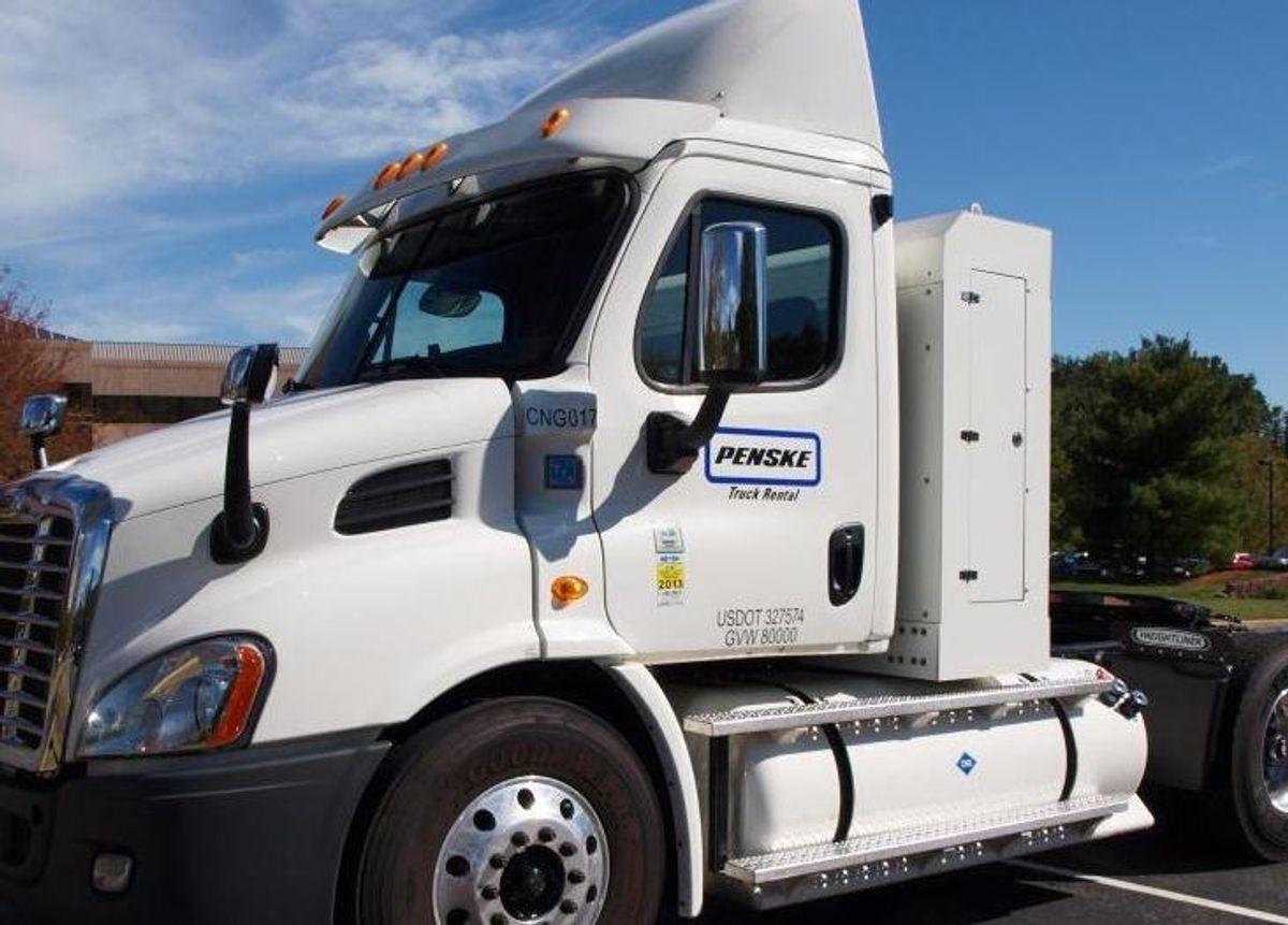 Penske to be Included in EPA SmartWay Webinar