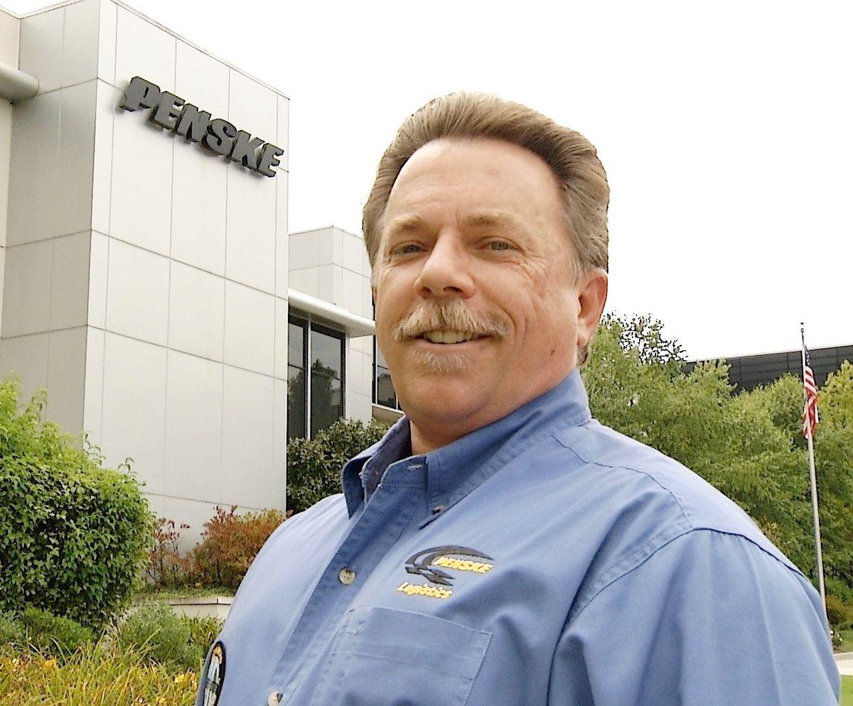 Penske Driver Nominated for America's Road Team