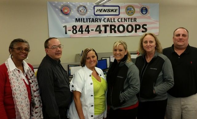 Penske's Military Call Center a Valuable Resource