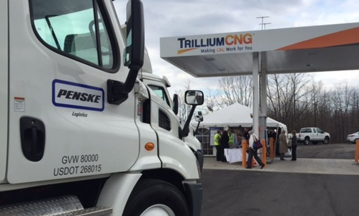 Earth Day: Natural Gas Provides Fleets with Clean Fuel Alternatives