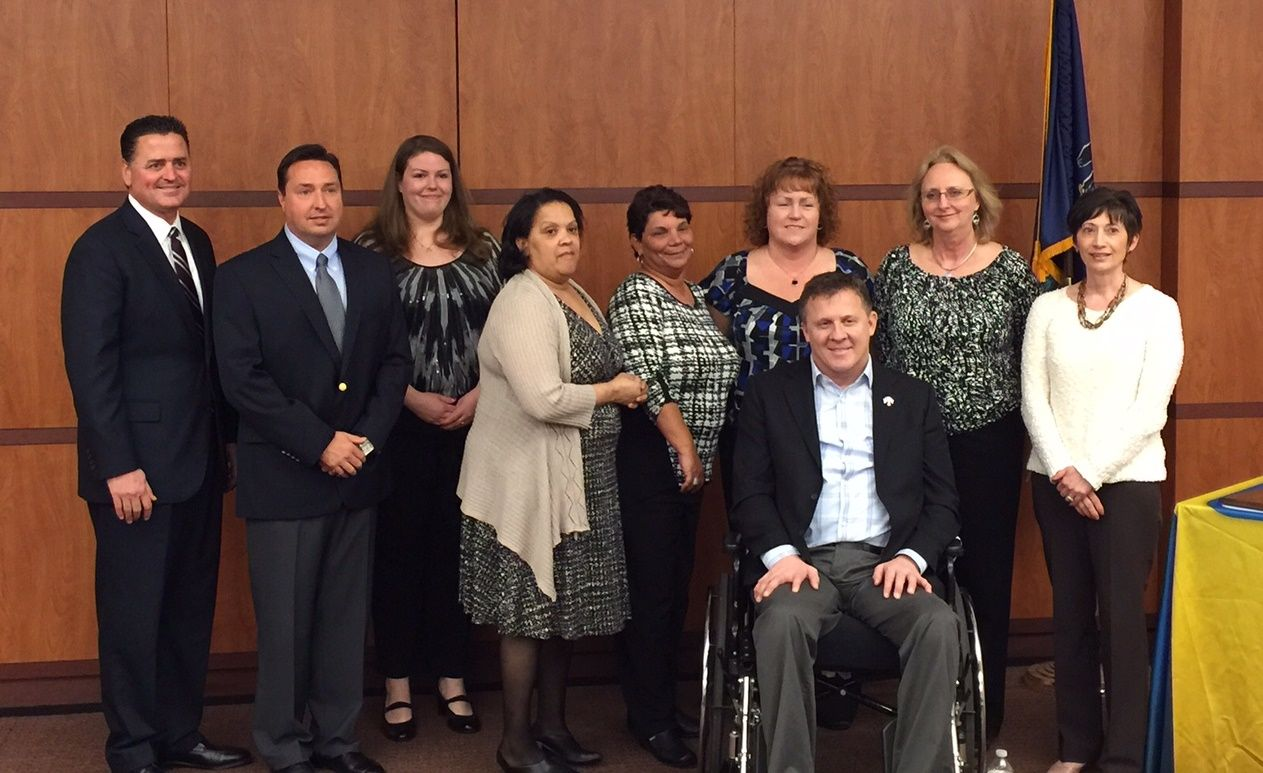 Penske Associates Recognized by PVA