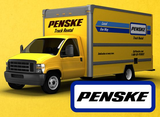 Penske Truck Rental and Simple Moving Labor at Worldwide ERC