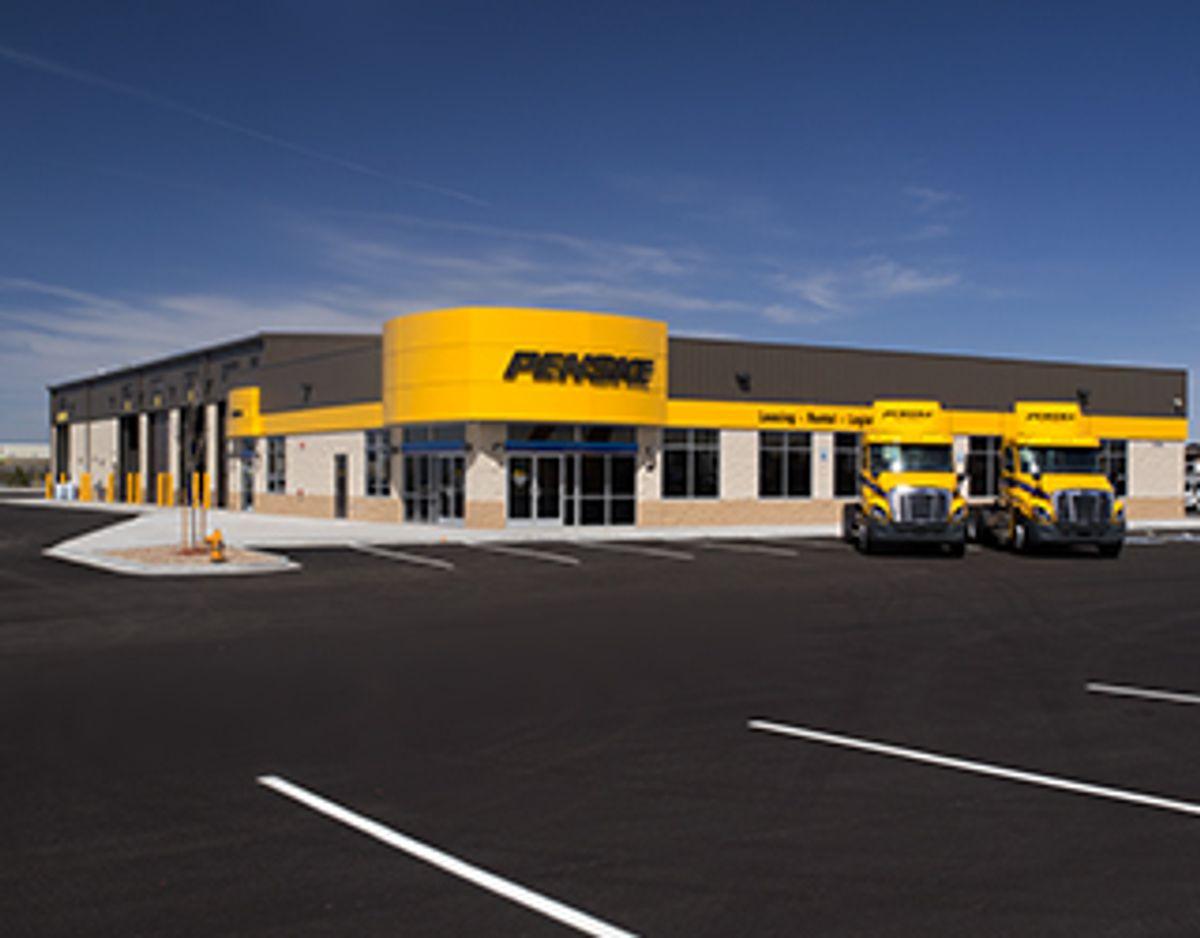 Penske Unveils Denver Rental, Leasing and Maintenance Location