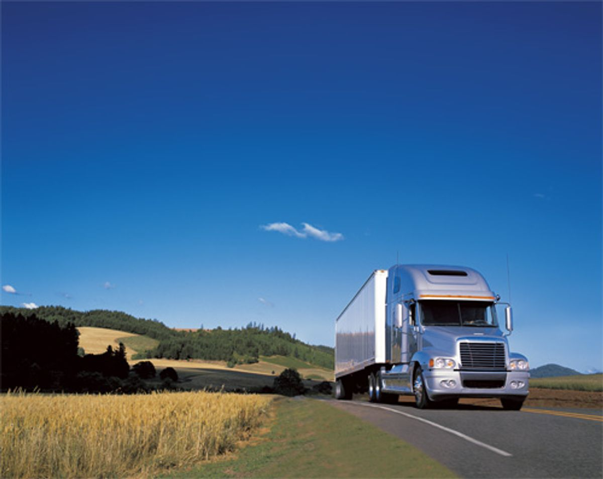Cargo Securement to Be the Focus of 2015 International Roadcheck