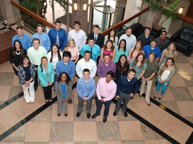 Interns Gaining Real-World Experience at Penske