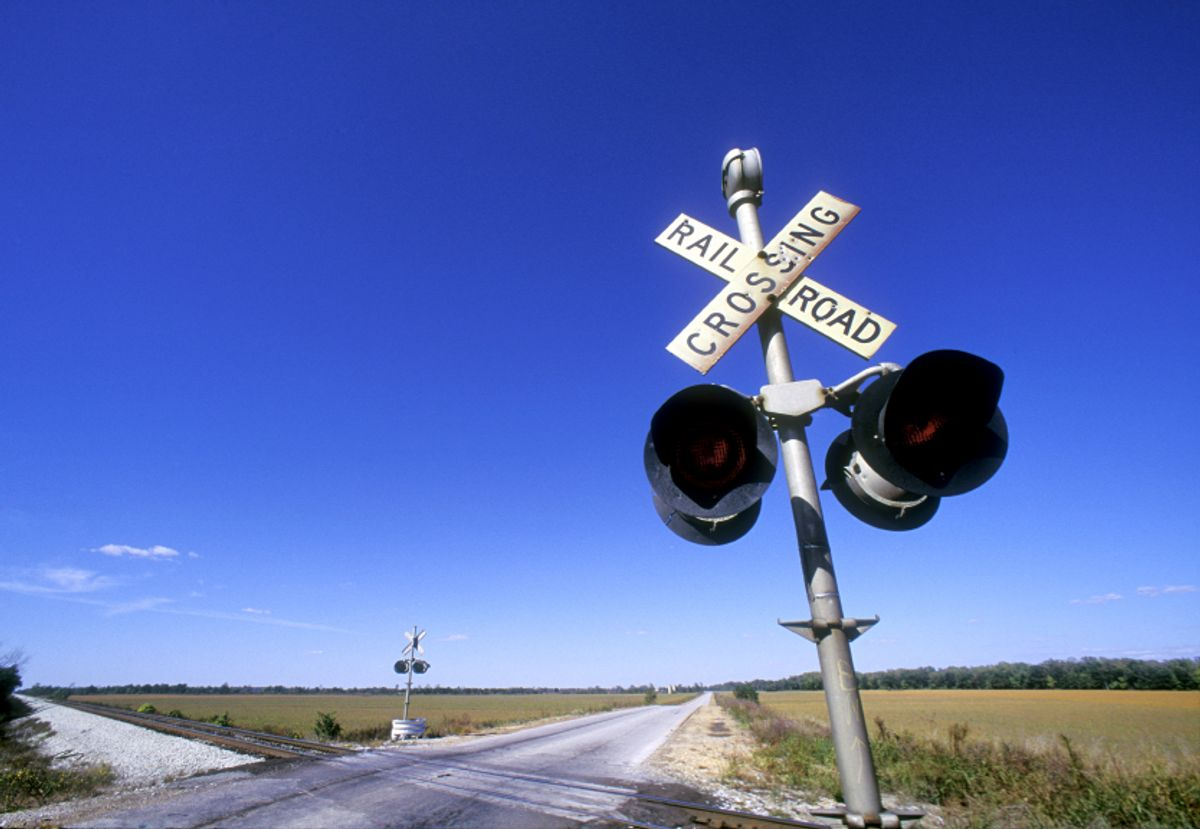 Railroad Crossing Safety Tips Focus of Government Campaign