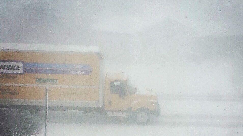 Tips for Safer Winter Rental Truck Driving