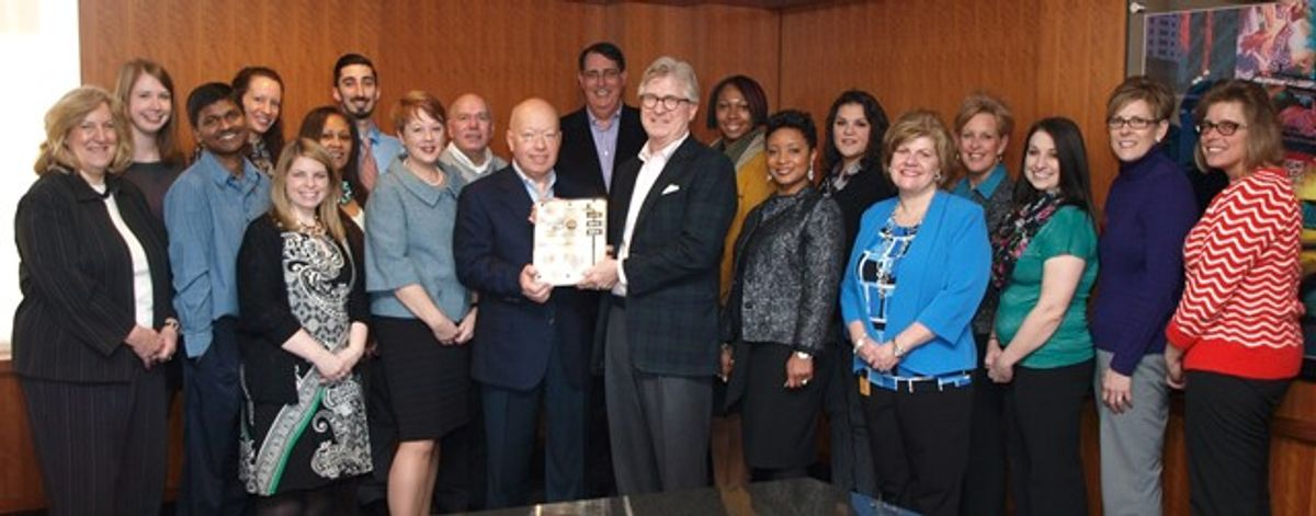 Penske Receives Fundraising Award from the United Way of Berks County