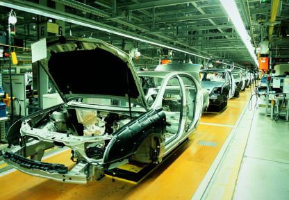 Strong Automotive Industry Fueling Logistics Growth in Mexico