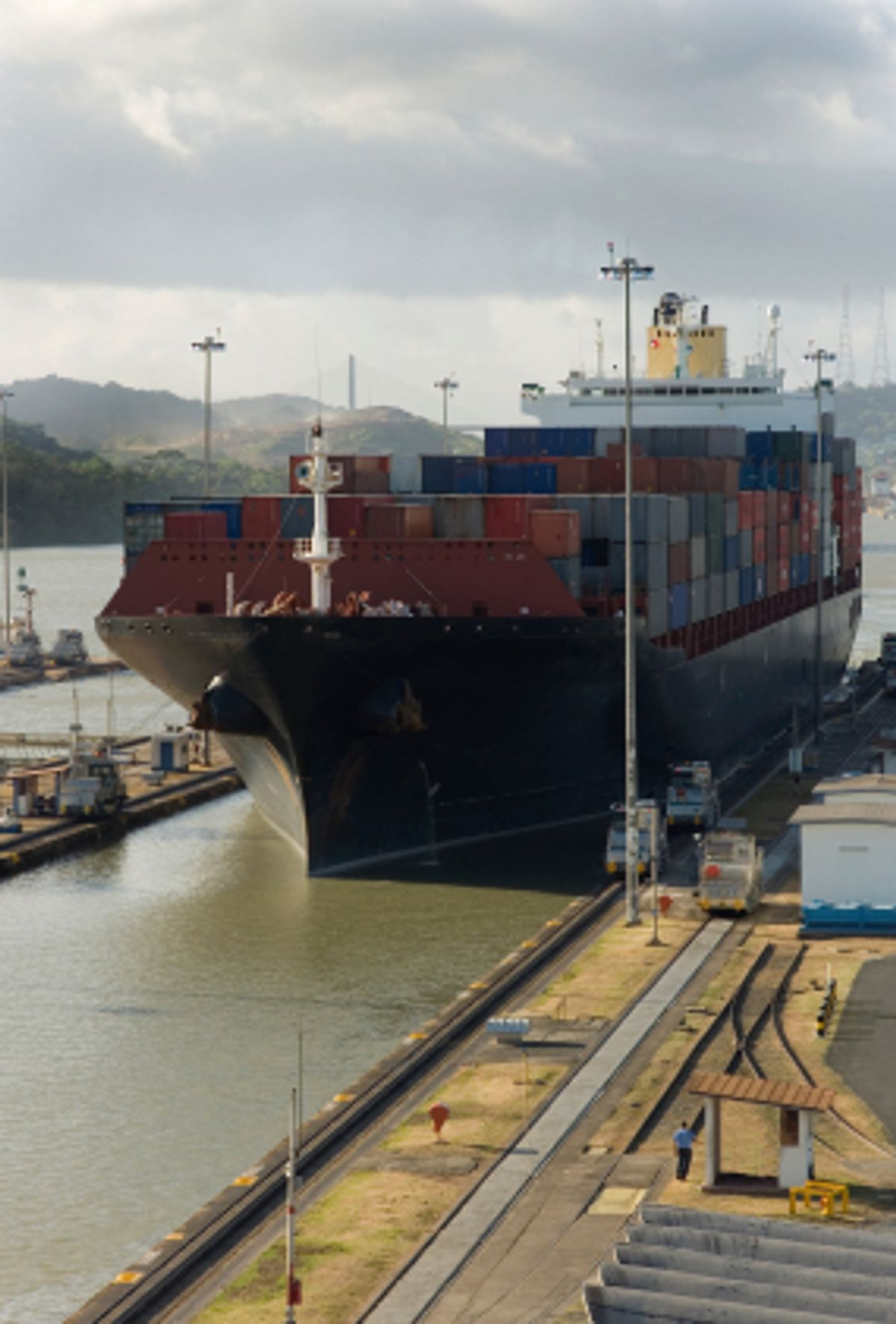Weather Impacts Panama Canal Capabilities
