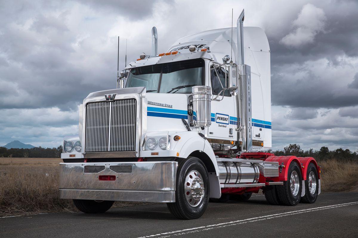 Penske Truck Rental Adding Location in Adelaide, Australia